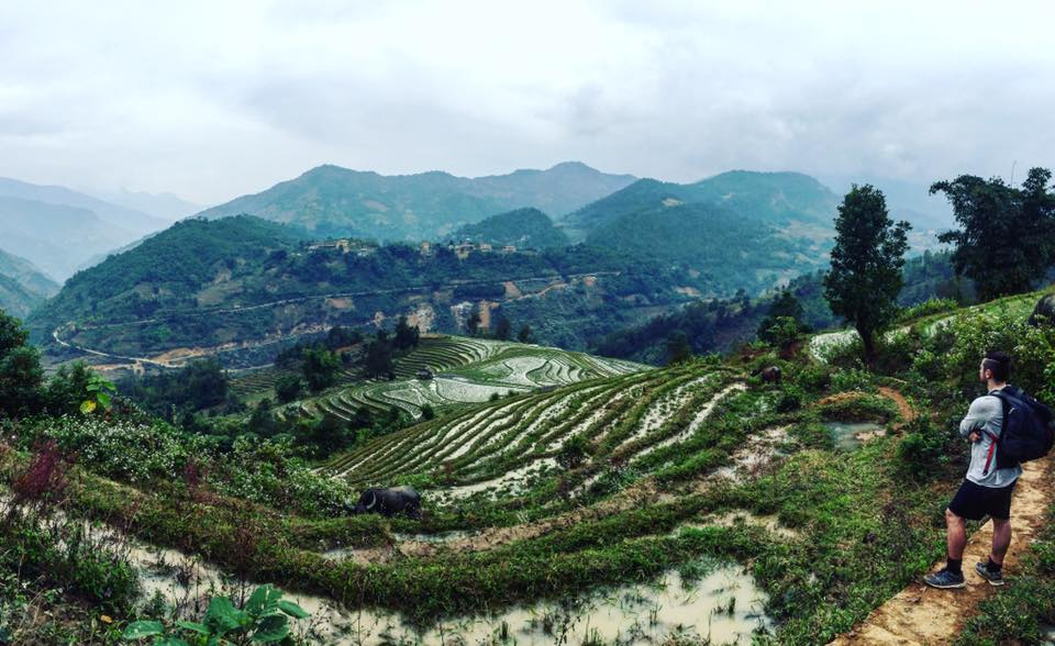 Trekking in Sapa w/ Vietnam Backpackers' Hostels - The Wandering Walker