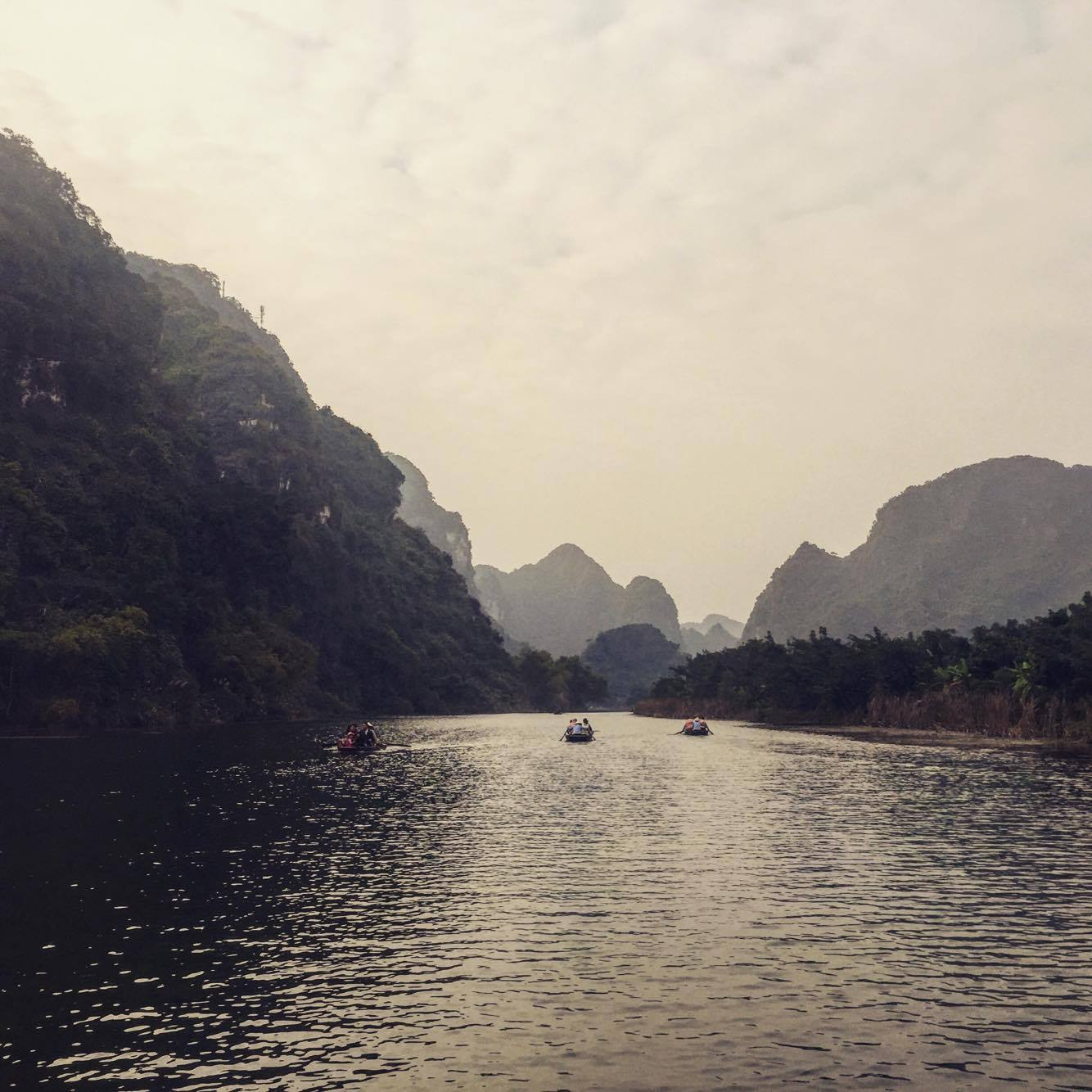 A Day in Ninh Binh w/ Vietnam Backpackers' Hostels - The Wandering Walker